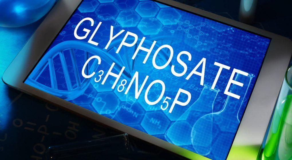 glyphosate in food